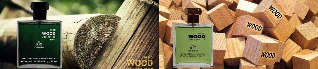 Wood Black